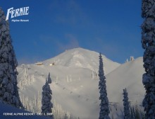 Fernie Alpin Resort opens