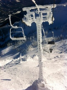 Fernie Ski Vacation Needed To Cure Aprés Holiday Blues