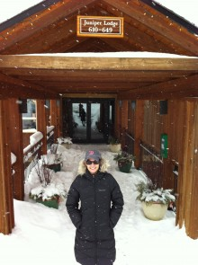 Visitor review Calgary family's ski weekend at Juniper Lodges Fernie Alpine Resort