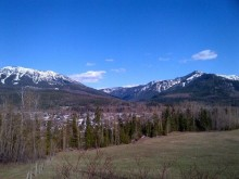 When It's Springtime in the Rockies, You Need to Head to Fernie BC!