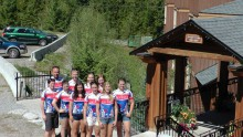 Women's BC Team receives Royal Treatment from Fernie Lodging Company