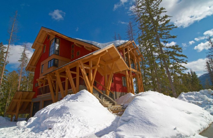 Bear Paw Lodges