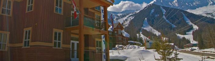 Fernie Lodging Company Ski Resort
