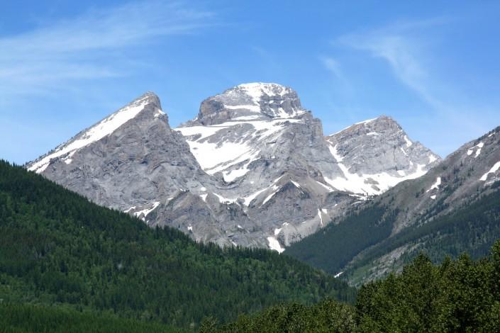 Fernie British Columbia Three Sisters