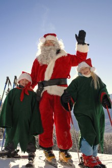 Fernie Lodging Company's guide to family Christmas and New Year events