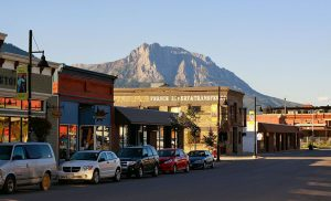 Downtown Fernie Restuarants British Columbia