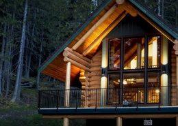 Fernie BC Cabin Rental 504 Exterior