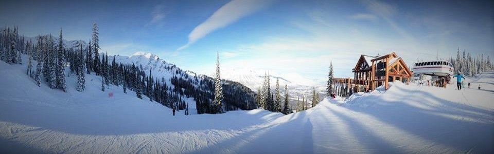 Fernie Alpine Resort Chair Lift