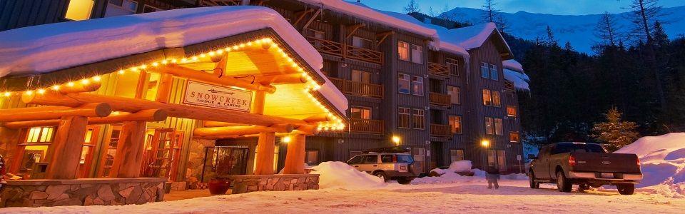 SnowCreek Lodge & Cabin Rentals