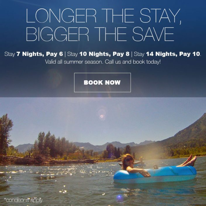 Longer the Stay Bigger the Save